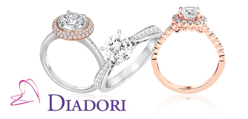 diadori engagement rings johannes hunter jewelers colorado springs