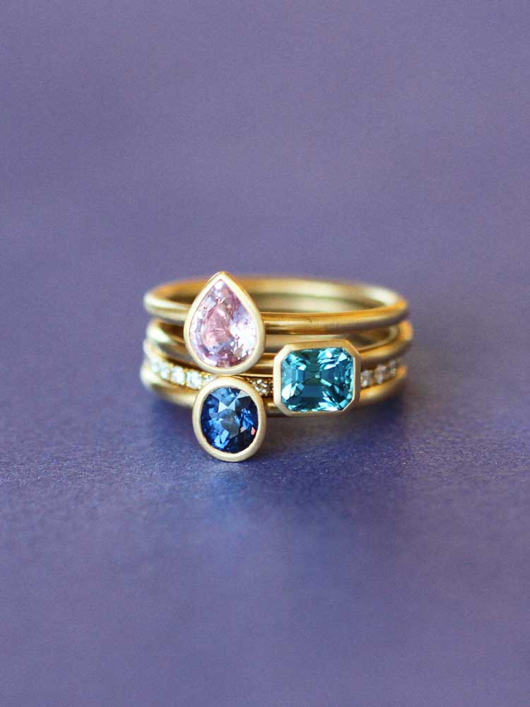 fashion rings johannes hunter jewelers colorado springs
