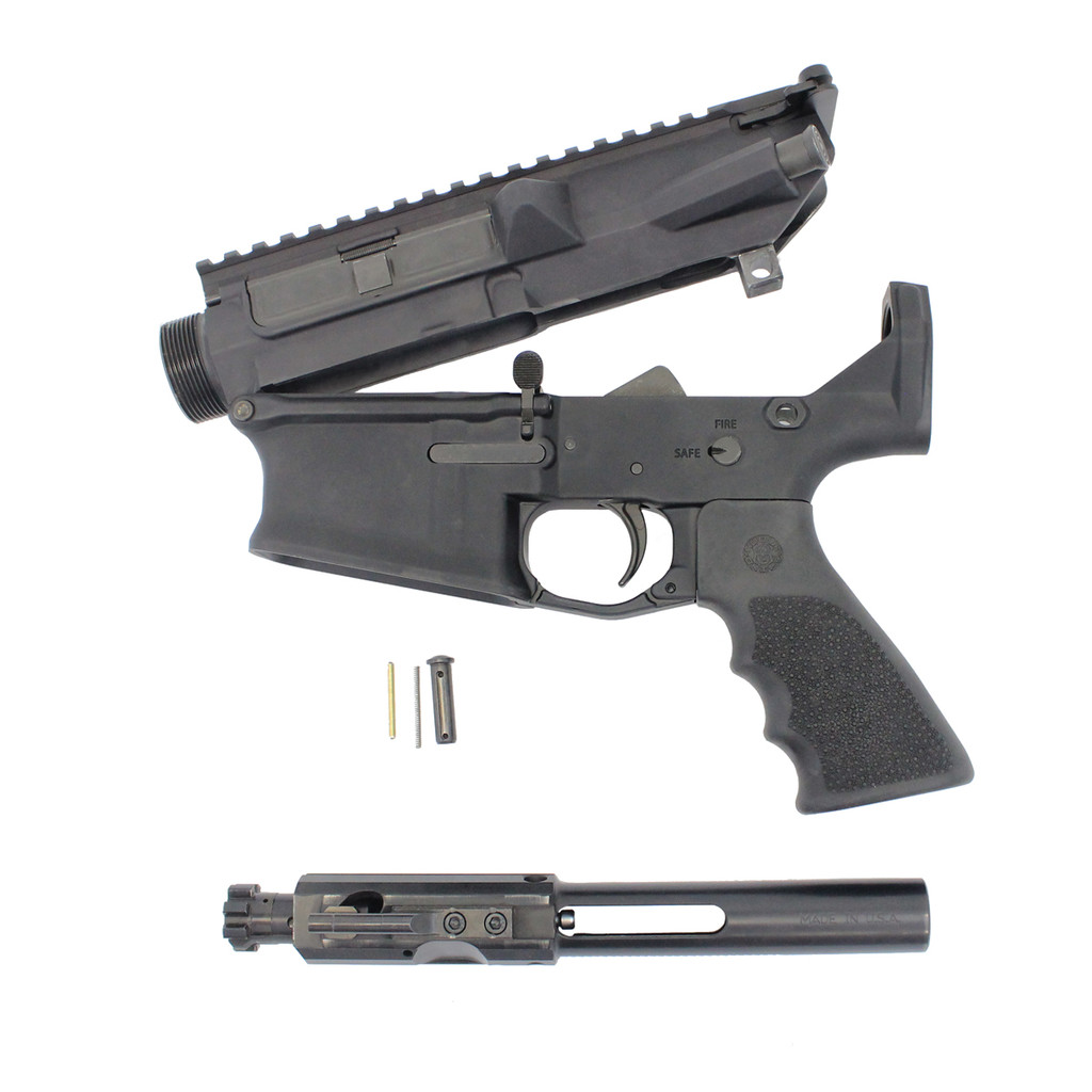 Stag 10 LH Upper/Lower Combo with BCG and Lower Parts Kit