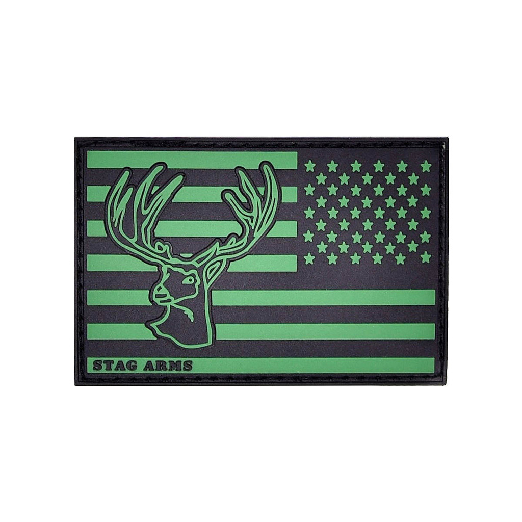 Stag Arms American Flag Patch