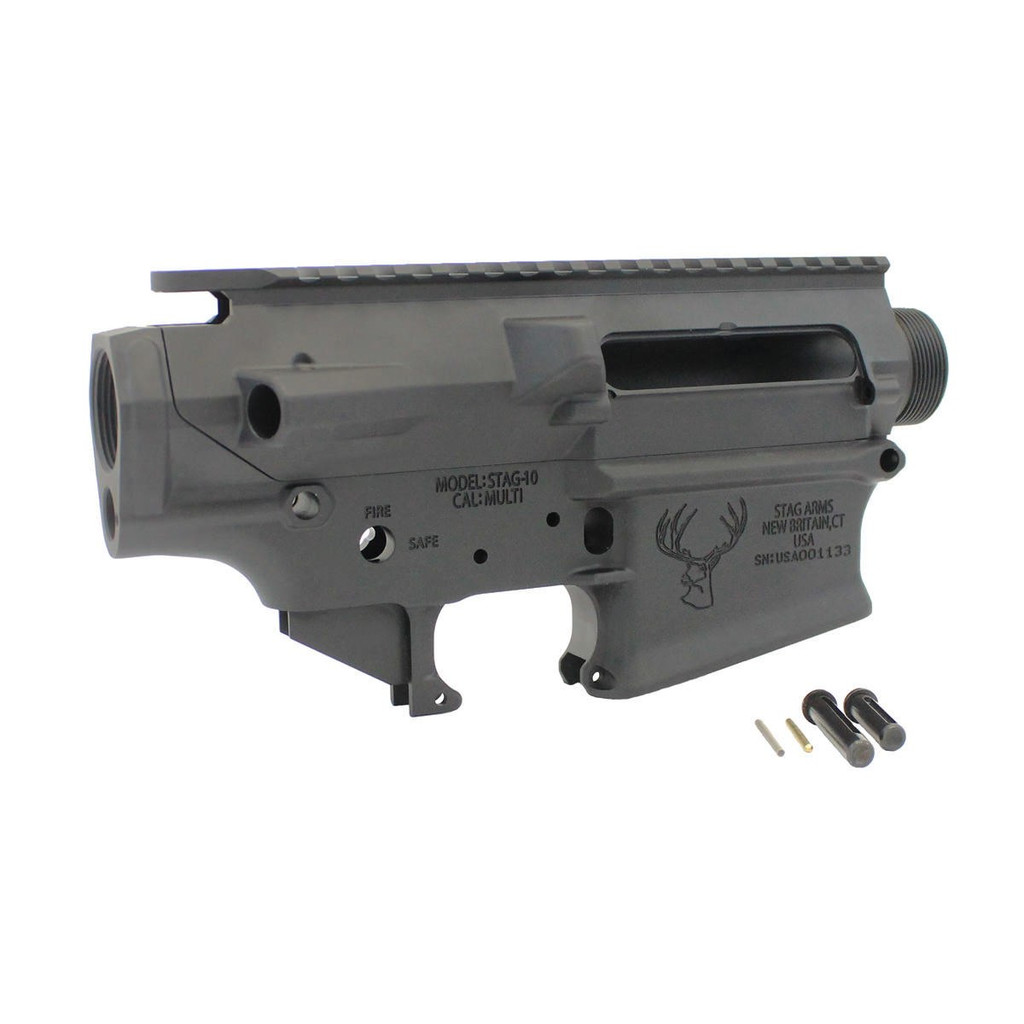 Stag 10 Stripped Upper/Lower Combo (BLEM)