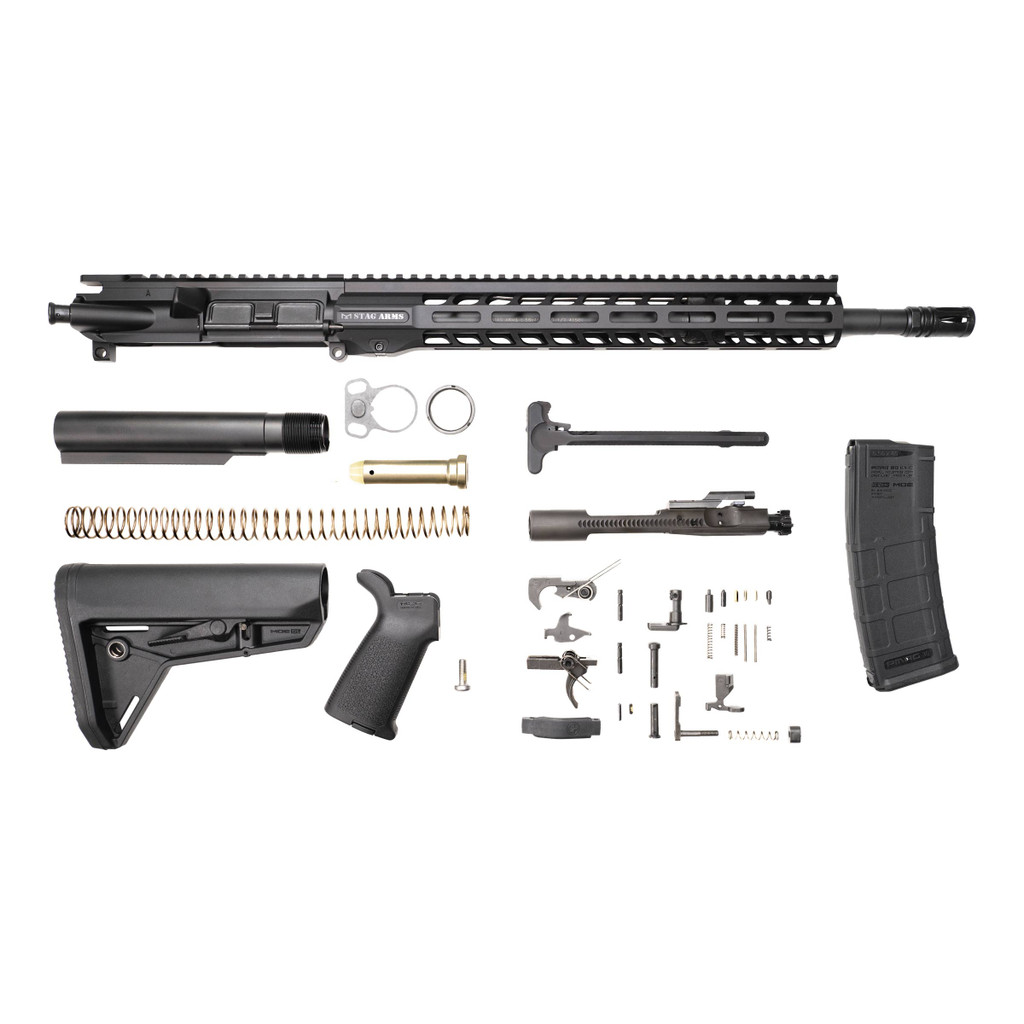 Stag 15 Tactical Phosphate Rifle Kit