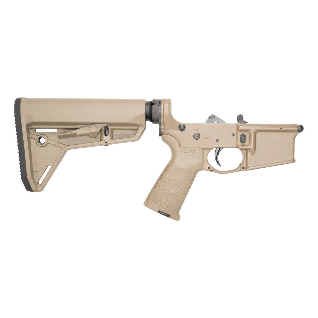 Stag 15 Tactical FDE Complete Lower