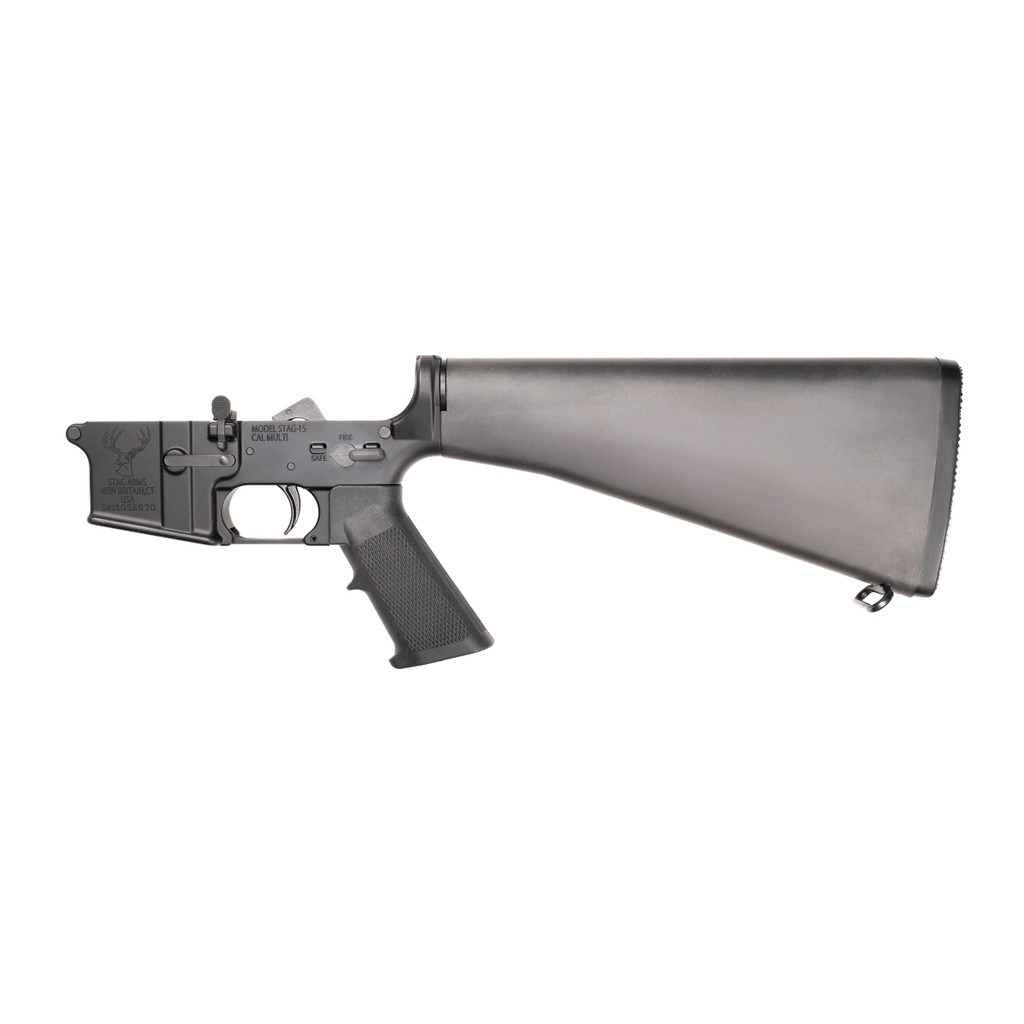 Stag 15 Retro Complete Lower - Reverse