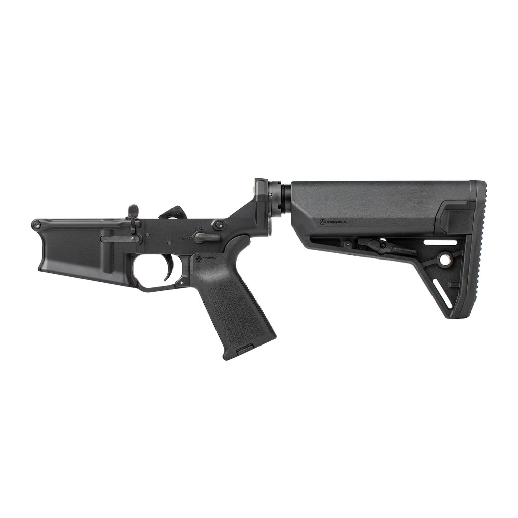 Stag 10 Carbine Complete Lower - Reverse
