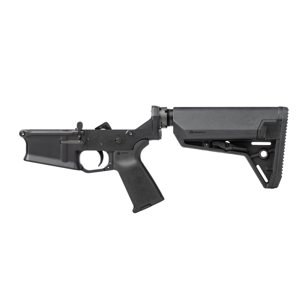 Stag 10L Carbine Complete Lower - Reverse
