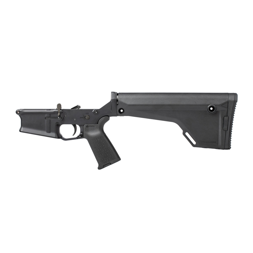 Stag 10L Rifle Complete Lower - Reverse