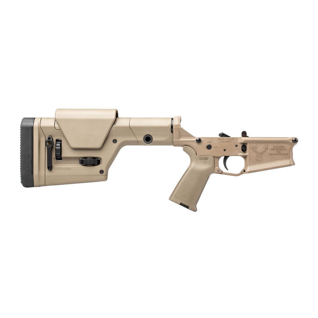 Stag 10 LR FDE Complete Lower