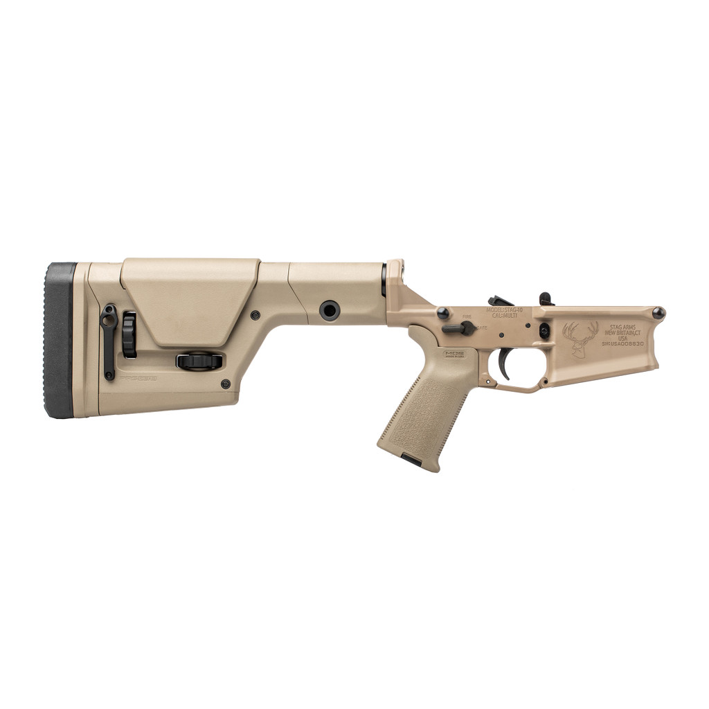 Stag 10L LR FDE Complete Lower