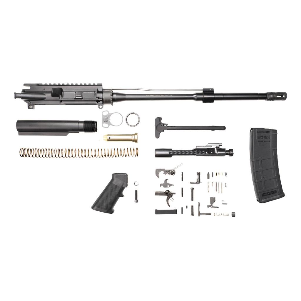 Stag 15 Bones Nitride Rifle Kit