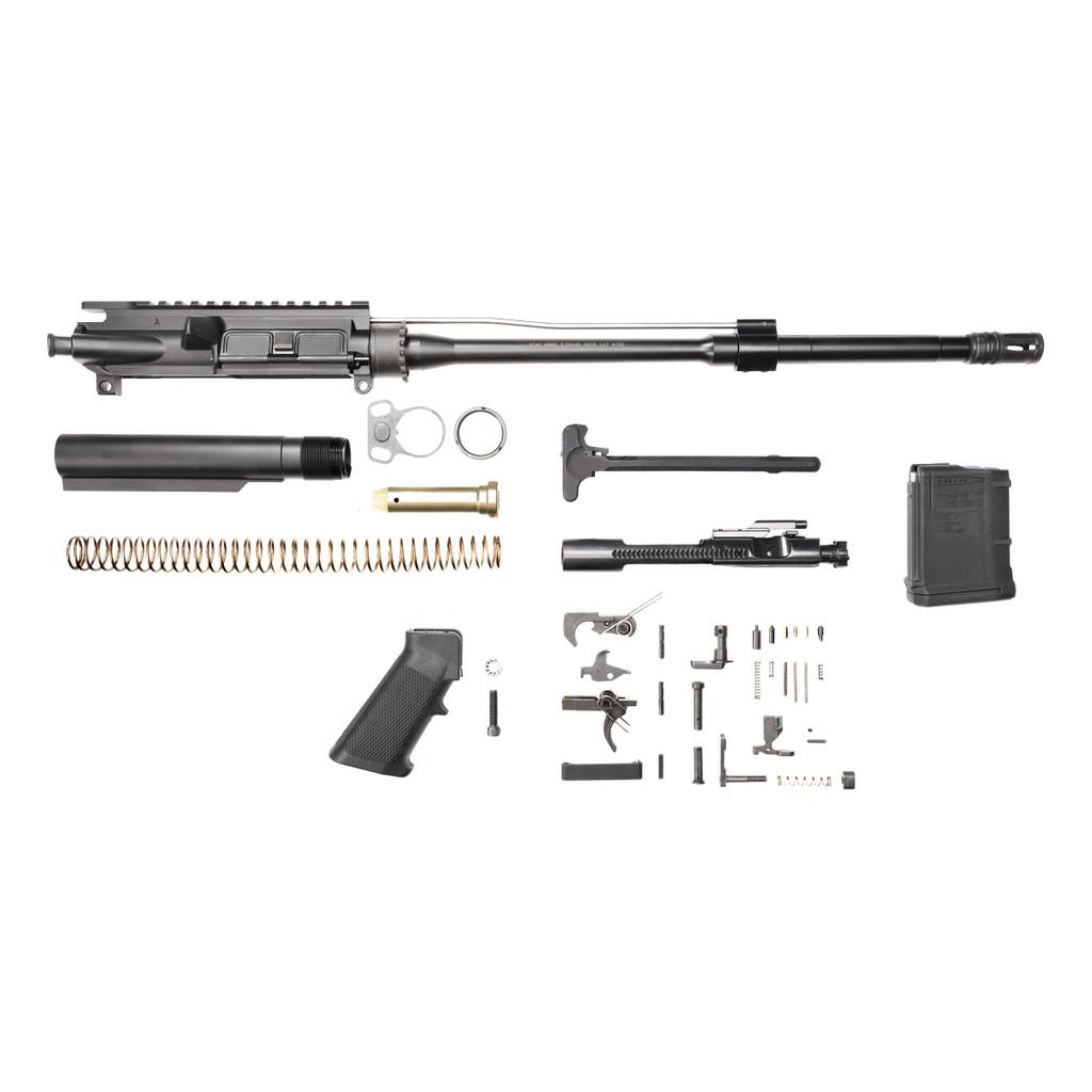Stag 15 Bones Nitride Rifle Kit - 10rd Magazine