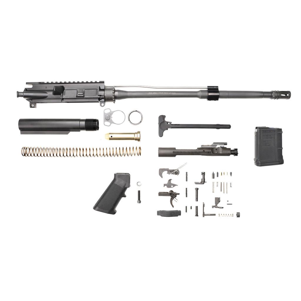 Stag 15 Bones Phosphate Rifle Kit - 10rd Magazine
