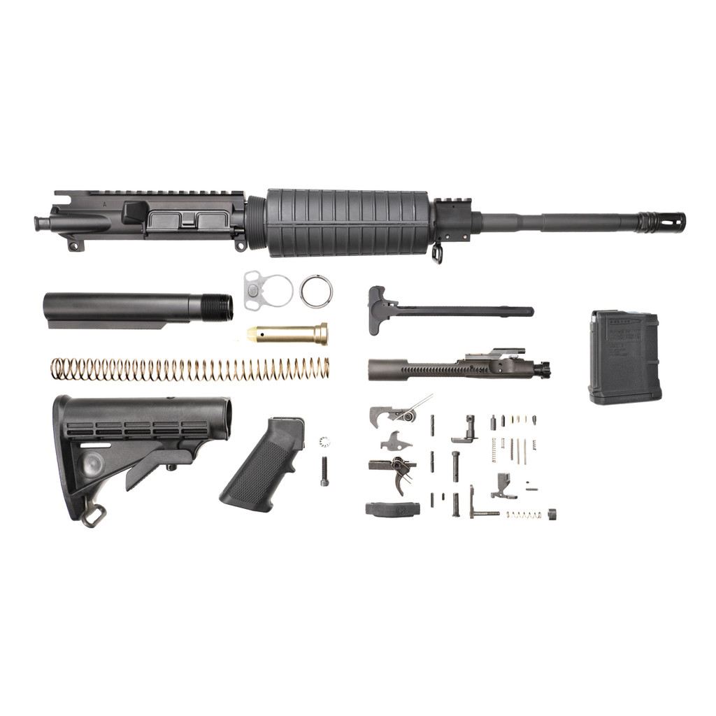 Stag 15 ORC Phosphate Rifle Kit - 10rd Magazine