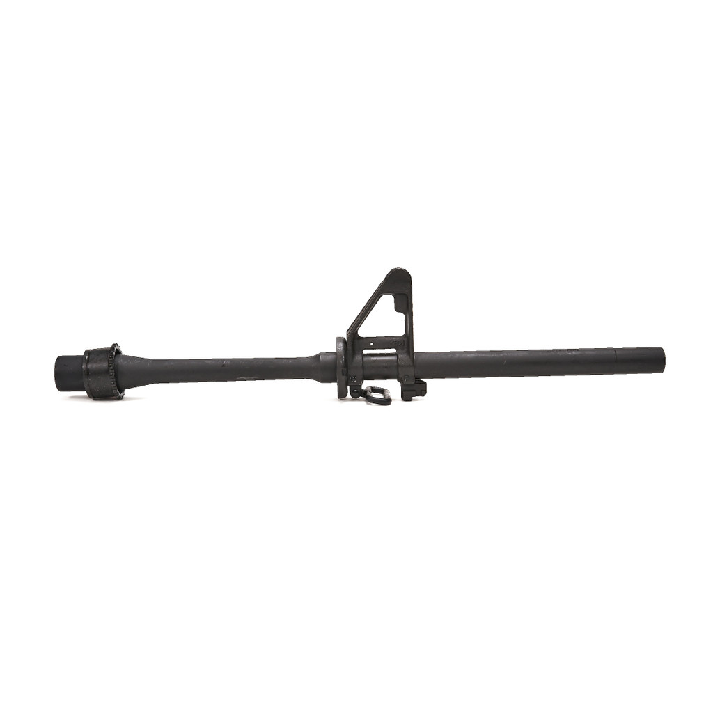 16 in 5.56 1:9 4140 Carbine Length Gas System Govt Profile Crowned (Chrome & Phos) ASSY