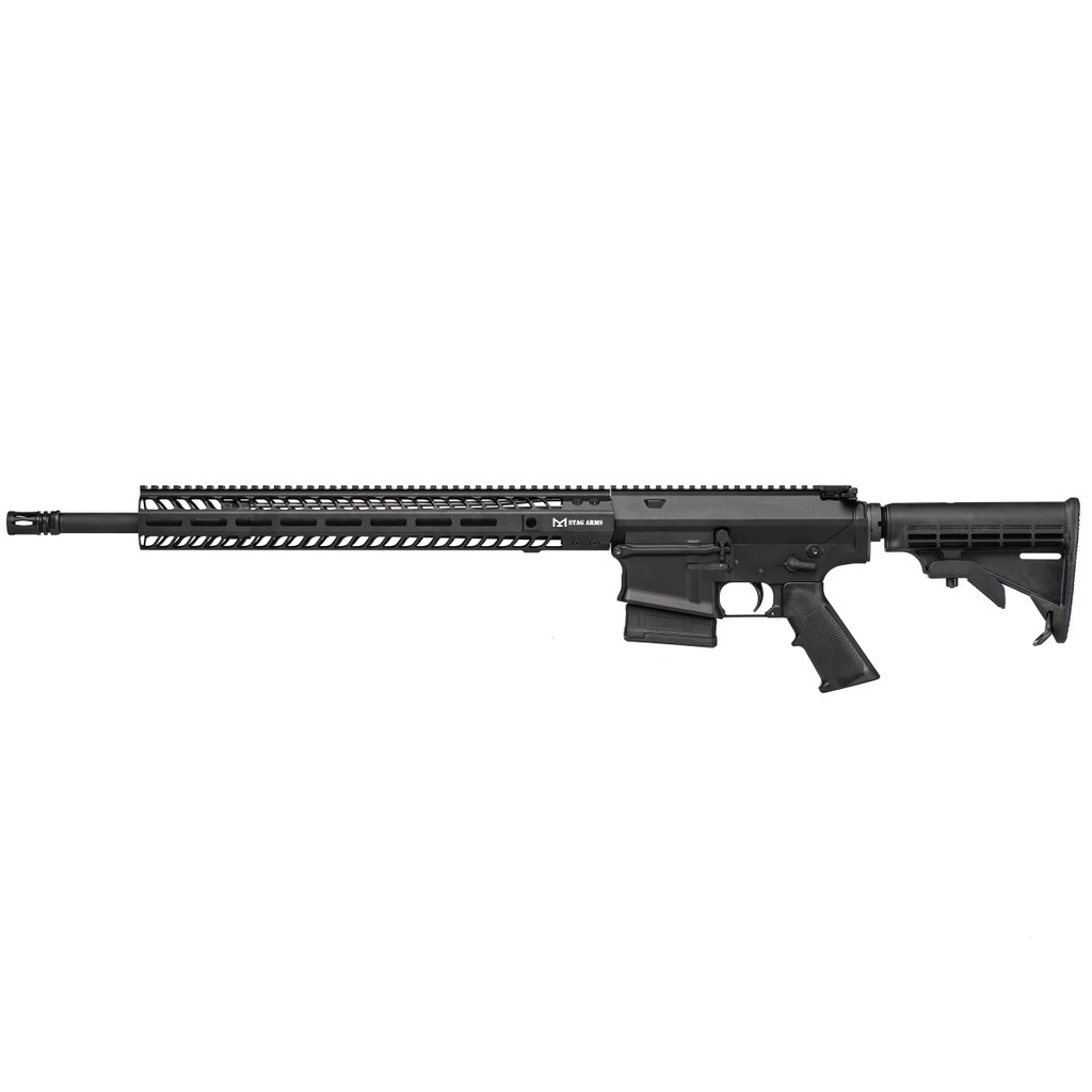 Stag 10 Classic .308 Phosphate 20 in Rifle BLA ST - Reverse