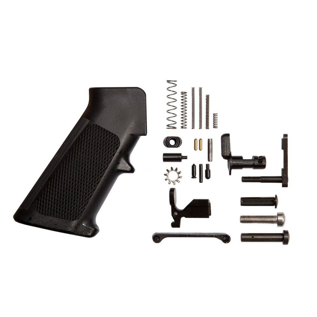 Lower Receiver Parts Kit Without Trigger Group