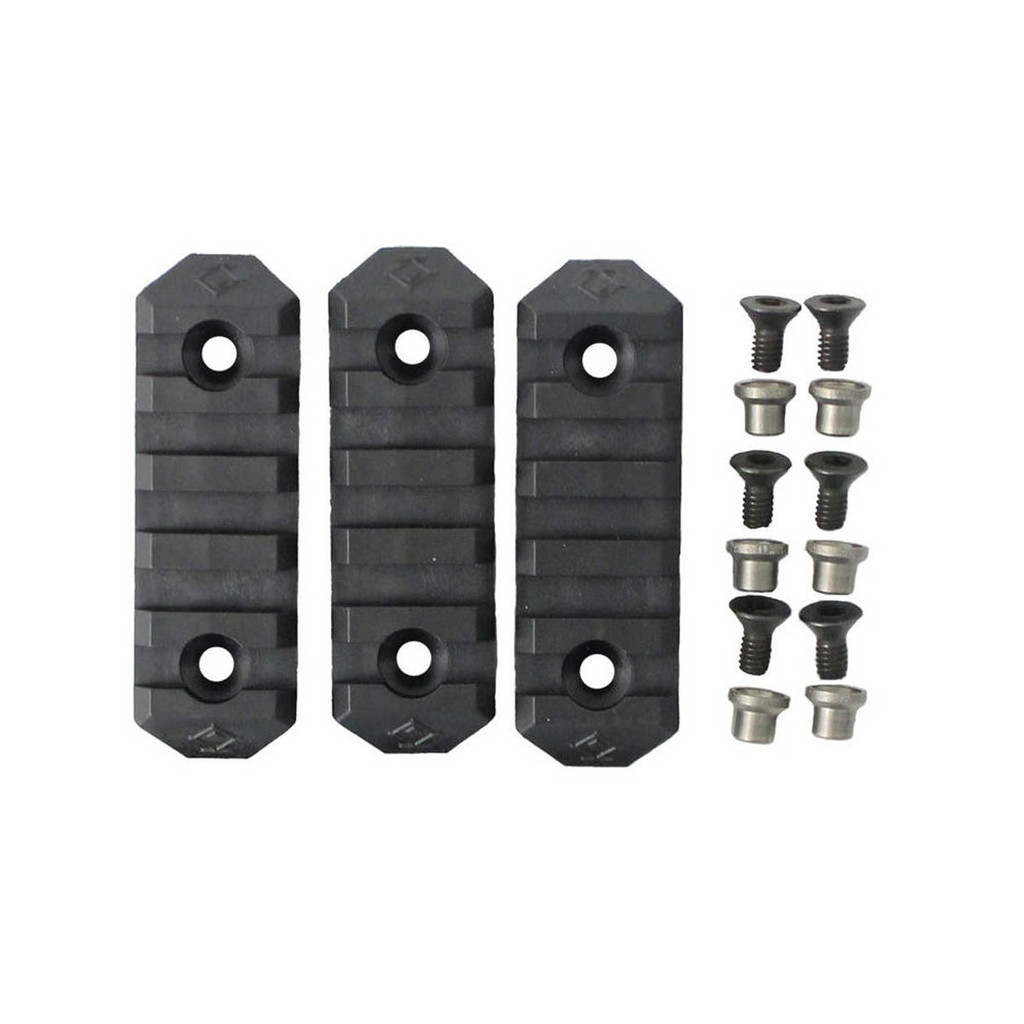 Three Pack of Diamondhead Keymod Short Rail Sections