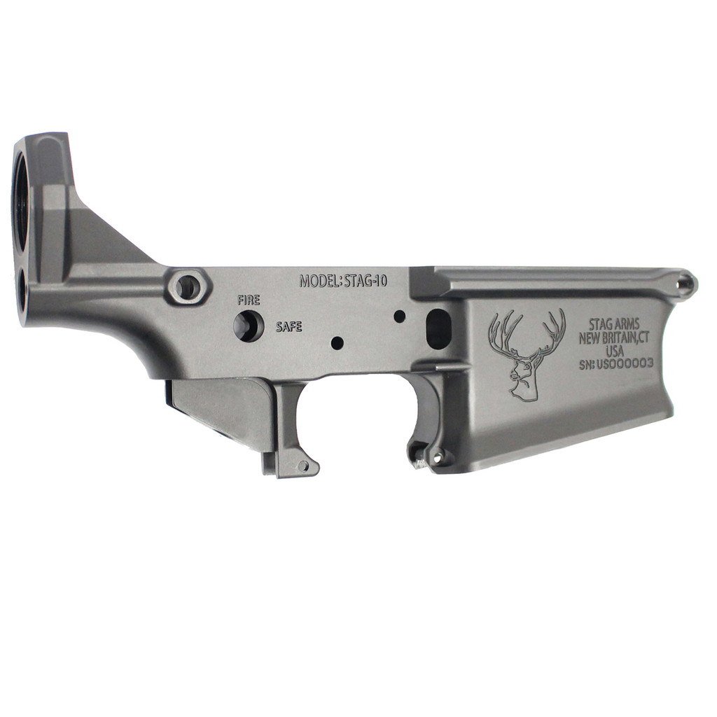 AR10 Stripped Lower