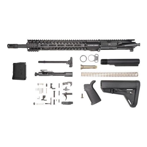 Stag 15L Tactical Phosphate Rifle Kit - 10rd Magazine w/Quad HG