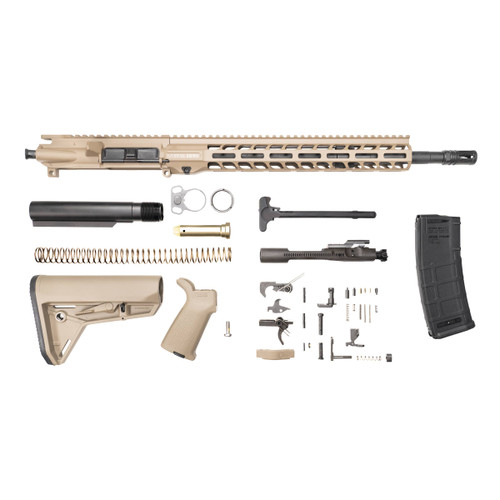 Stag 15 Tactical FDE Phosphate Rifle Kit
