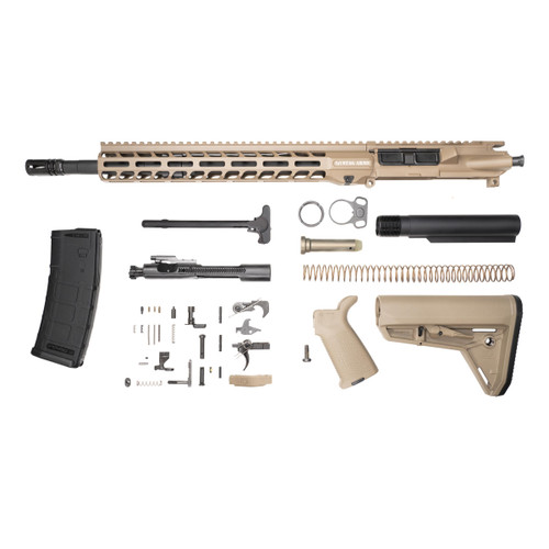 Stag 15L Tactical FDE Phosphate Rifle Kit