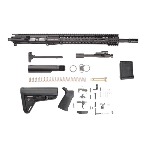 Stag 15 Tactical Phosphate Rifle Kit - 10rd Magazine w/Quad HG