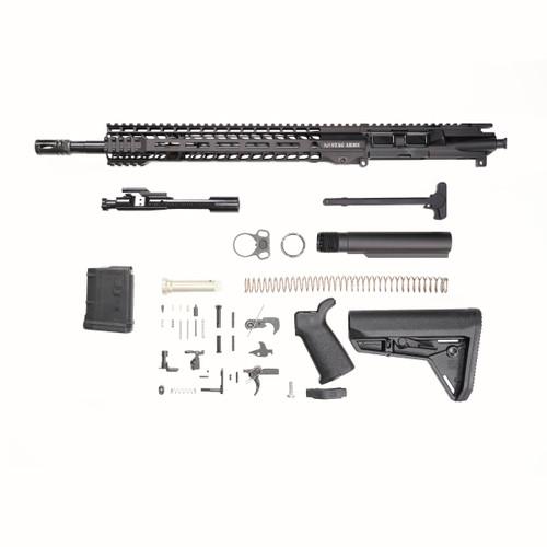 Stag 15L Tactical Nitride Rifle Kit - 10rd Magazine w/Quad HG
