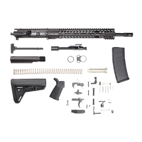 Stag 15 Tactical Phosphate Rifle Kit - w/Quad HG