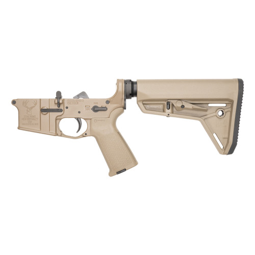 Stag 15 Tactical FDE Complete Lower (Reverse)