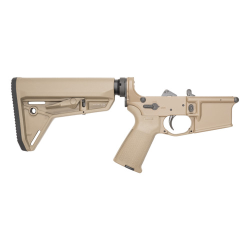 Stag 15L Tactical FDE Complete Lower