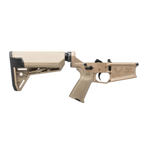 Stag 10L Carbine FDE Complete Lower