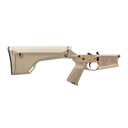 Stag 10 Rifle FDE Complete Lower