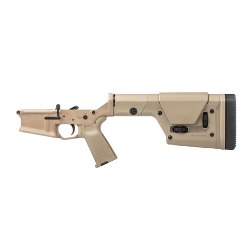Stag 10L LR FDE Complete Lower - Reverse