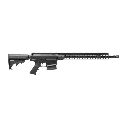 Stag 10L M-Lok 18.75 GI Rifle - Stag Slimline - Nitride  (Reverse)