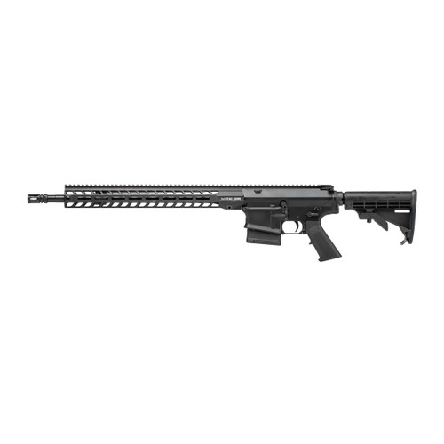 Stag 10 M-Lok 18.75 GI Rifle - Stag Slimline - Nitride (Reverse)