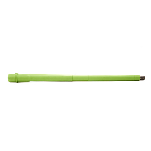 18 in 5.56 1:9 HBAR Barrel Green Thread 1/2x28 (Cerakote)