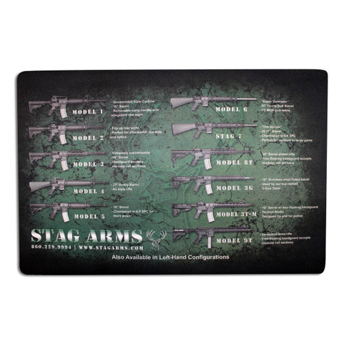 Stag Arms Gun Cleaning Mat