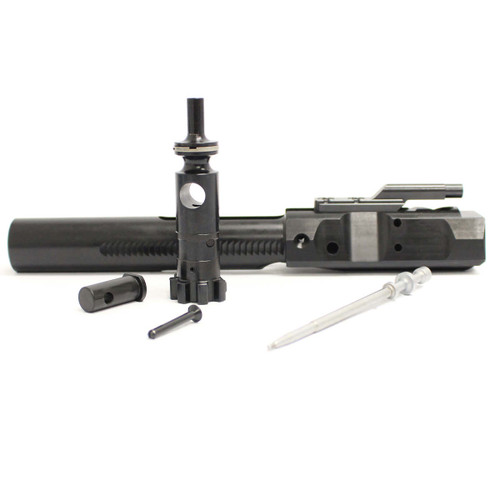 Bolt Carrier Group - Stag 10 -  QPQ Nitride - Right Handed