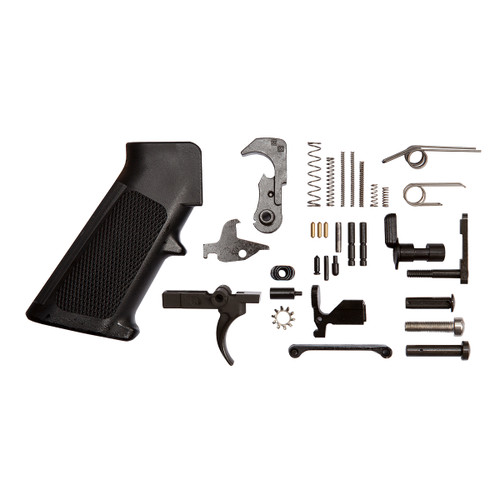 Lower Receiver Parts Kit with Left-Handed Selector