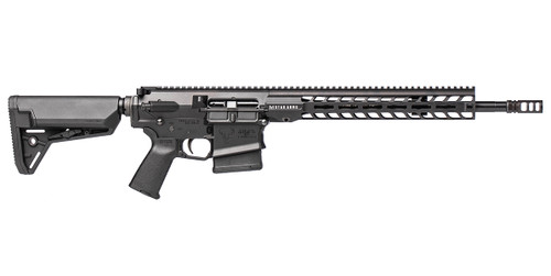 Stag 10 Tactical RH QPQ 16 in .308 Rifle BLA SL Cross