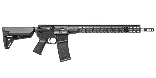 Stag 15 3-Gun Elite RH SS 18 in 5.56 Rifle BLA SL NA