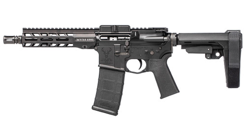 Stag 15 Tactical LH QPQ 8 in 300BLK Pistol BLA SL NA