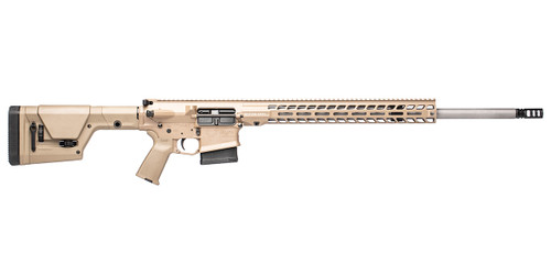 Stag 10 Long Range RH SS 24 in 6.5CM Rifle FDE SL NJ