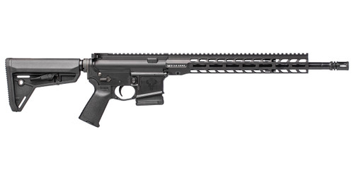 Stag 15 Tactical LH QPQ 16 in 5.56 Rifle BLA SL MD - Reverse