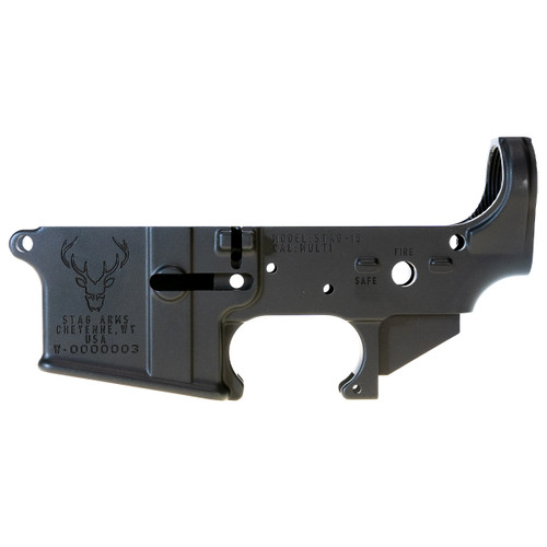Stag 15 Stripped Lower Receiver (Blem)