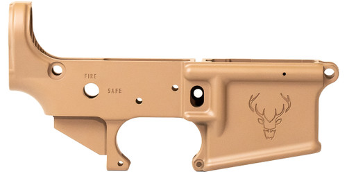 Stag 15 Stripped Lower Receiver - FDE (Blem)