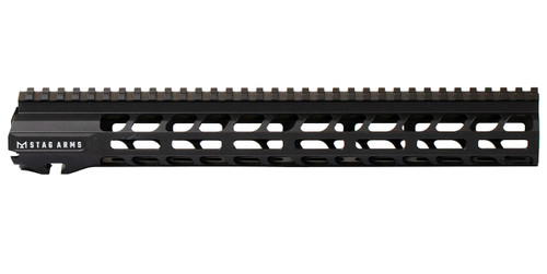 Stag 15 Slimline NQ NVH M-Lok Hand Guards BLA 13.5 in - BLEM