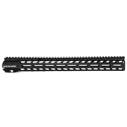 Stag 15 Slimline NQ NVH M-Lok  Hand Guards BLA 16.5 in - BLEM