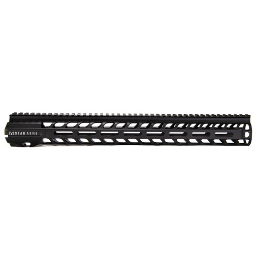 Stag 10 Slimline NV M-Lok Hand Guards BLA 16.5 in - BLEM