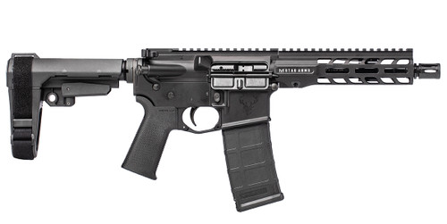 Stag 15 Tactical RH QPQ 7.5 in 5.56 Pistol BLA SL NA